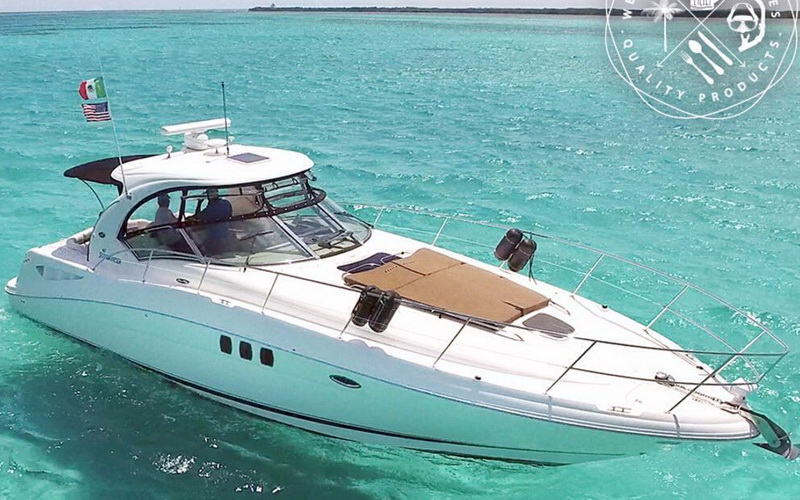 Cozumel Luxury Yacht for rent