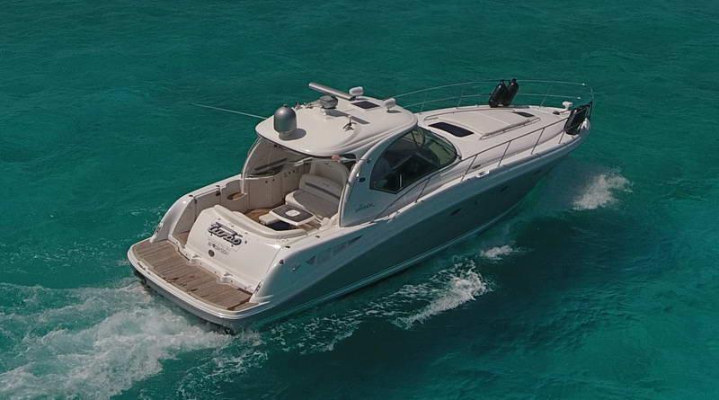 Sea ray Sundancer yachts