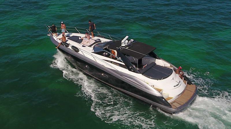 Sunseeker portofino yachts