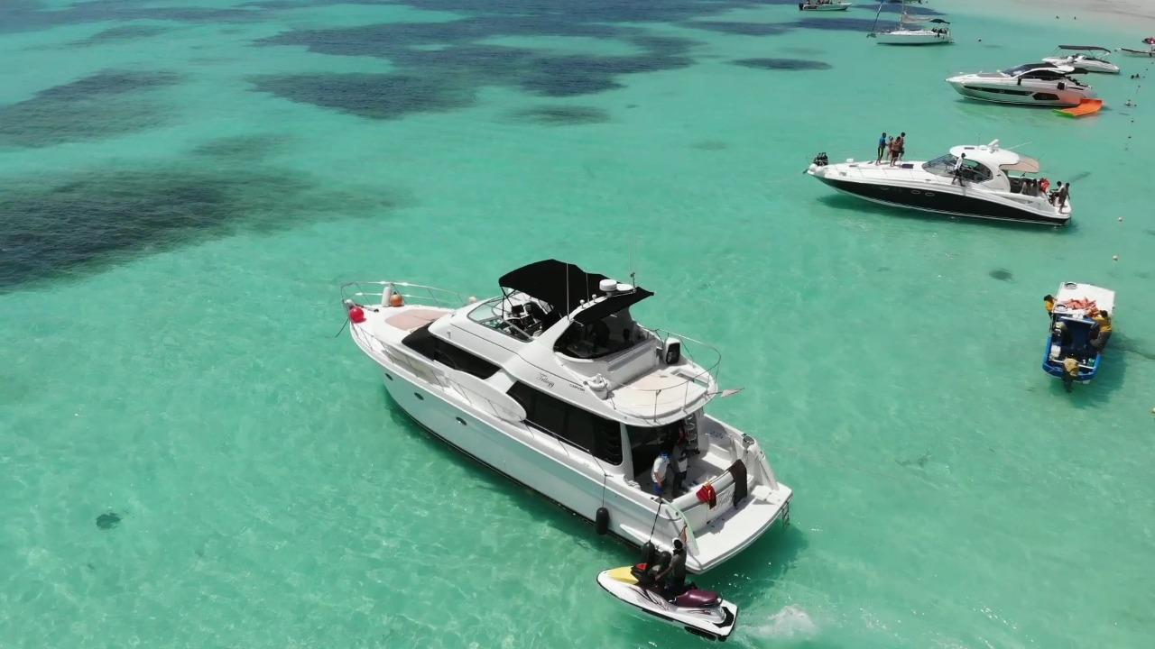 Sunseeker luxury yacht for rent