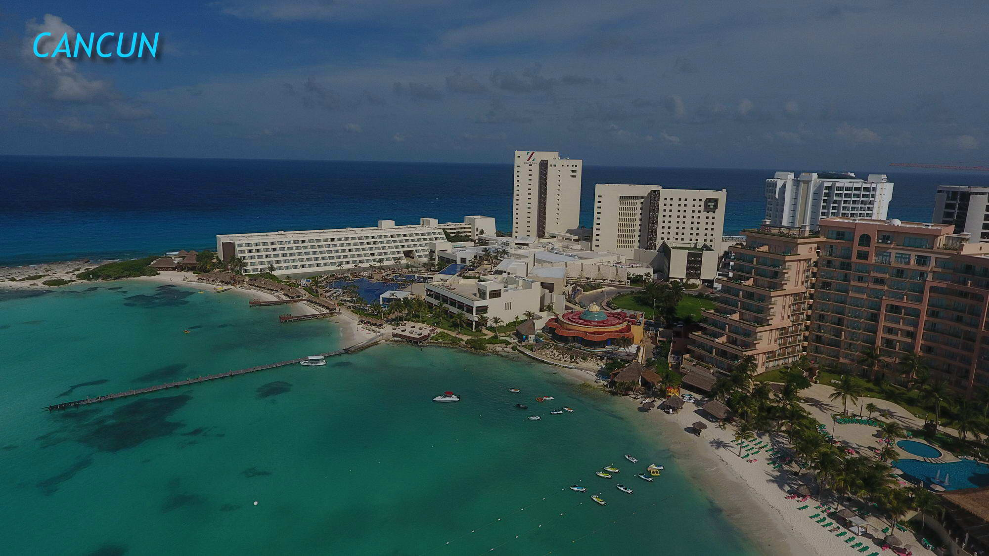 #Playa Mujeres