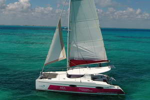 Sail Catamaran 37ft