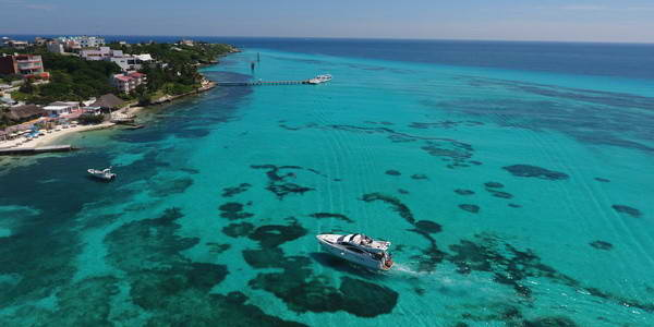 Cancun boats and yachts to rent