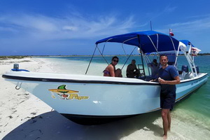Snorkel and Fishing boat 30ft